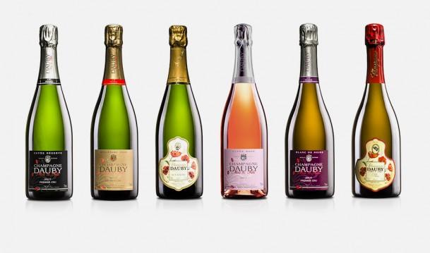 Nieuw Champagnehuis Dauby